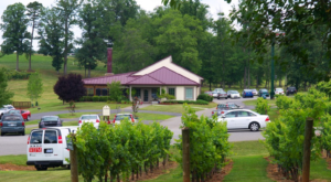 This Charming Restaurant In The Heart Of Wine Country Is A North Carolina Dream