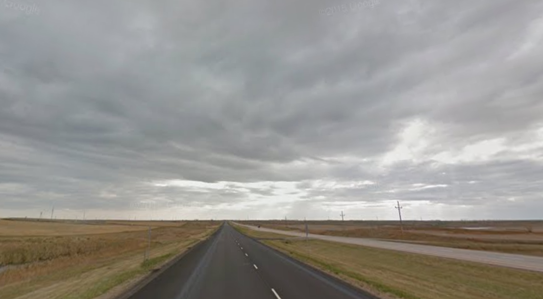 This Is The Loneliest Road In North Dakota