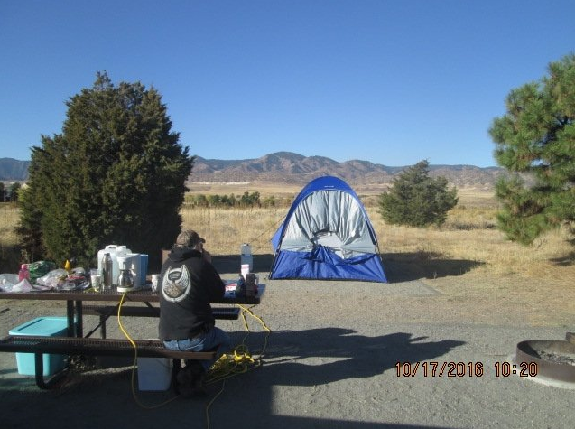 4.) Chatfield State Park (Littleton) & 7 Best Places To Camp In Denver