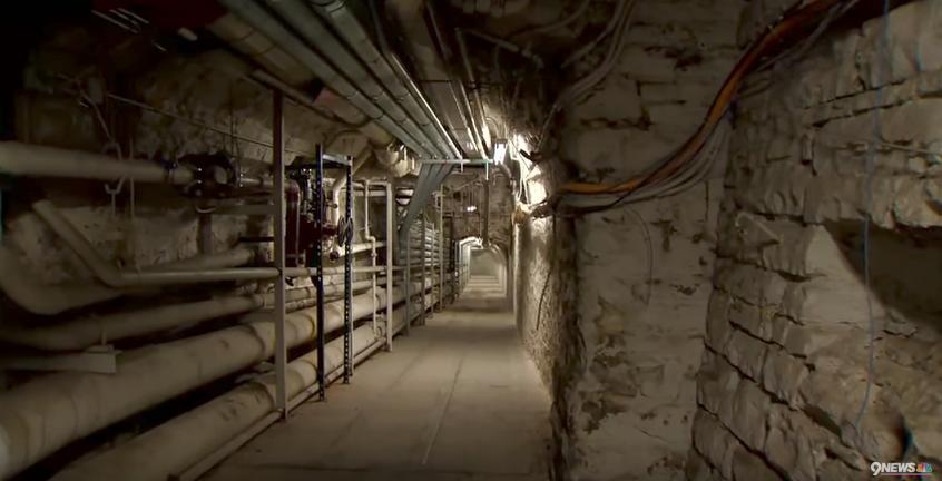 Amazing Tunnels Are Hidden Underground In Denver