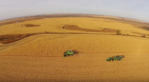 Someone Flew A Drone High Above North Dakota And Captured The Most Breathtaking Footage