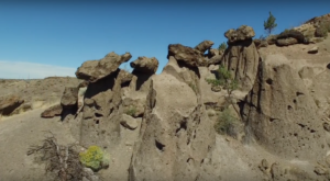 One Of The Oddest Geological Wonders Is Located Right Here In Oregon