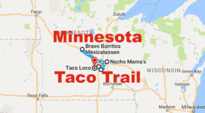 Your Tastebuds Will Go Crazy For This Amazing Taco Trail In Minnesota