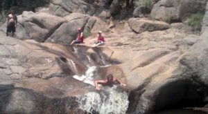 A Ride Down This Epic Natural Waterslide In Colorado Will Make Your Summer Complete