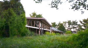 This Massive Abandoned 1970s Mansion Is Decaying In An Eerie Way