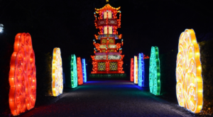 You Don't Want To Miss This Gorgeous Lantern Festival In New Orleans This Year