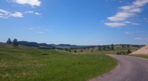 This Beautiful Byway In South Dakota Is Perfect For A Scenic Drive