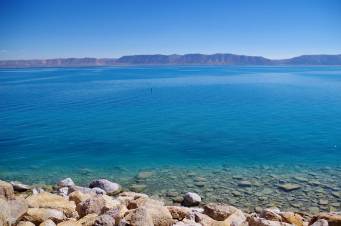 Bear Lake Is Known For Its Azure Blue Waters Its Been Called The Caribbean Of The West And You Can Certainly See Why
