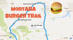 There's Nothing Better Than This Mouthwatering Burger Trail In Montana