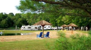 The Gorgeous Campground In Cleveland That Everyone Should Visit
