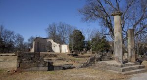 What Once Stood In This Historic Alabama Park Is Nothing Short Of Amazing