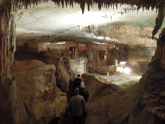 Road Trip Map Of Alabama S 6 Most Incredible Caves