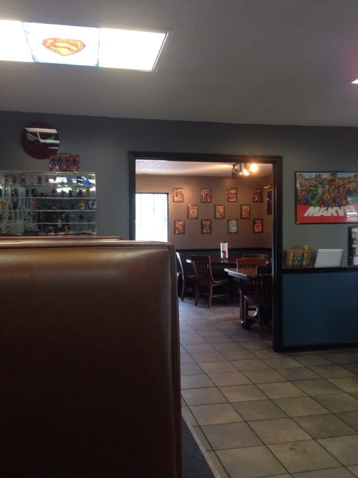 Supper Heroes Restaurant Review | Rocket City Mom