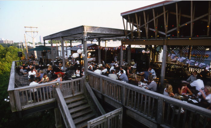 Cajun S Wharf Is The Arkansas Restaurant With A View
