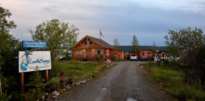Earthsong Lodge In Healy Alaska The Hidden Cabins In