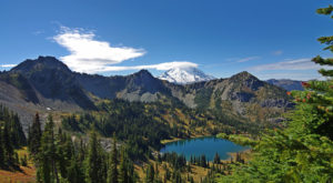 9 Washington Hiking Trails So Beautiful You'll Forget You're Exercising