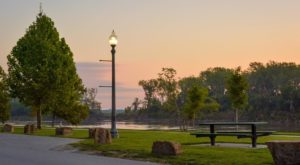 Kansas's Most Naturally Beautiful Town Will Enchant You In The Best Way Possible