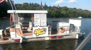 This Aquatic Food Truck In Washington DC Will Deliver Food Straight To Your Boat