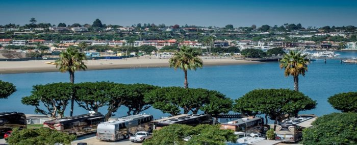 California Rv Show >> Newport Dunes Waterfront Resort and Marina Is One Of The Best Waterfront Resorts in Southern ...