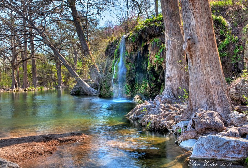8 Of The Best Swimming Holes In Texas For Summer 2017