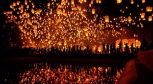 You Don't Want To Miss This Gorgeous Lantern Festival In Texas This Year