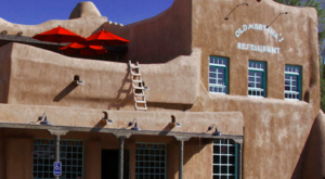This Charming Restaurant In The Heart Of O'Keeffe Country Is A New Mexico Dream