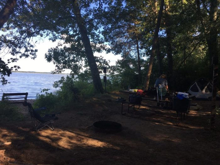 10 Great Places For Beachfront Camping In Wisconsin