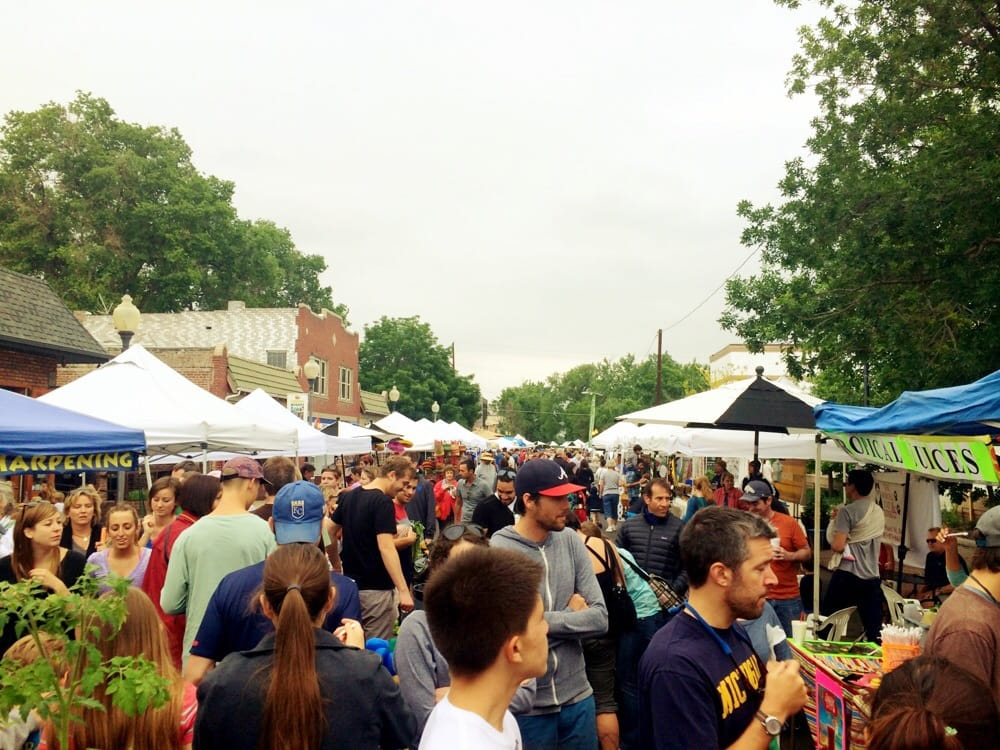 Old South Pearl Street Is The Best Farmers Market In Denver