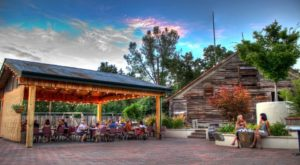 This Charming Restaurant In The Heart Of Wine Country Is A Northern California Dream