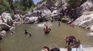 If You Didn't Know About These 8 Swimming Holes In Southern California, You've Been Missing Out