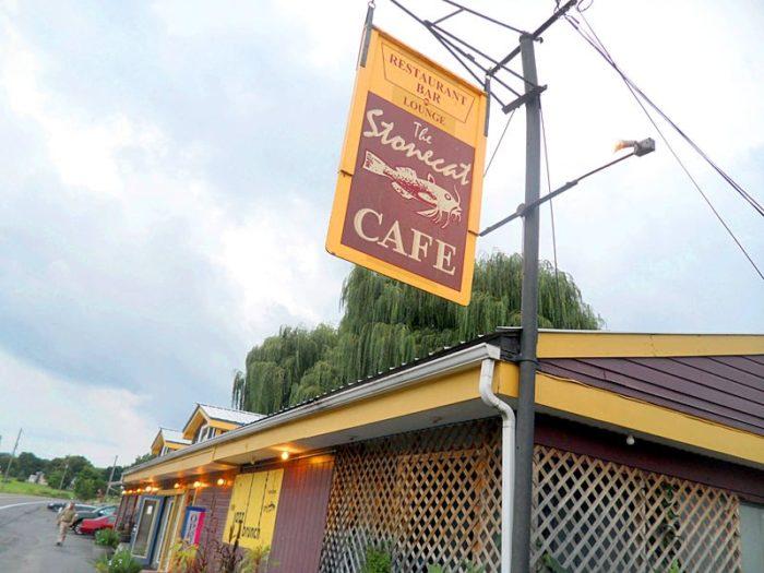 Stone Cat Cafe