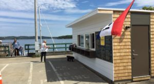 You'll Love This Restaurant Hiding In The Heart Of A Maine Fishing Village