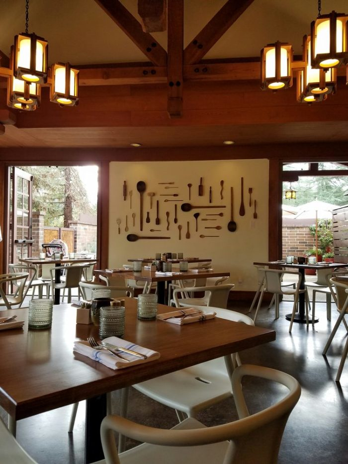 Maple Is A Restaurant Hiding In Descanso Gardens In Southern California