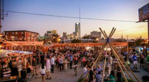 You've Never Experienced Anything Like Oklahoma's Epic Food Truck Park