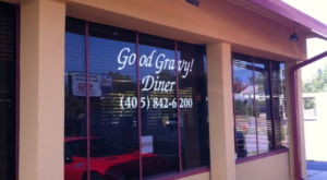 This Hole In The Wall Diner Is The Gravy Capital Of Oklahoma