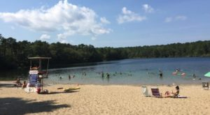 If You Didn't Know About These 11 Swimming Holes In Massachusetts, You've Been Missing Out
