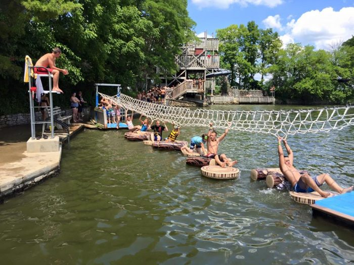 These Are The 8 Best Swimming Spots in Indiana