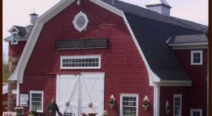 You'll Find All Kinds Of Treasures At This Incredible Antiques Barn