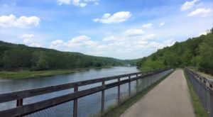The Charming Small Town Near Pittsburgh Best Explored By Bike
