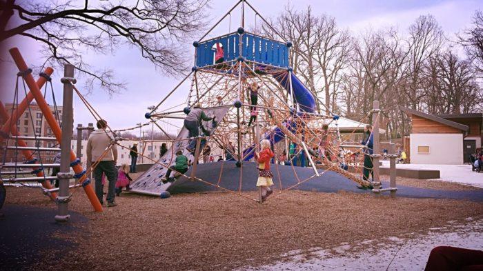 10 Best Playgrounds Near Washington Dc