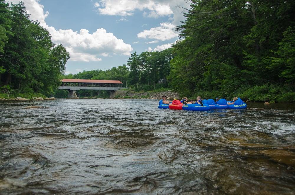 River Tubing Michigan