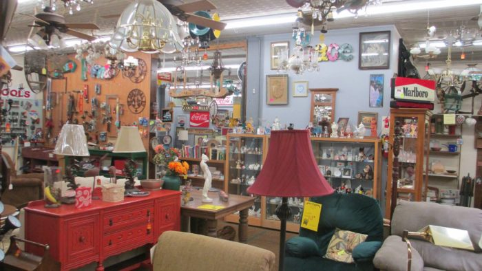 Audrey S Place Is The Thrift Store In Indiana