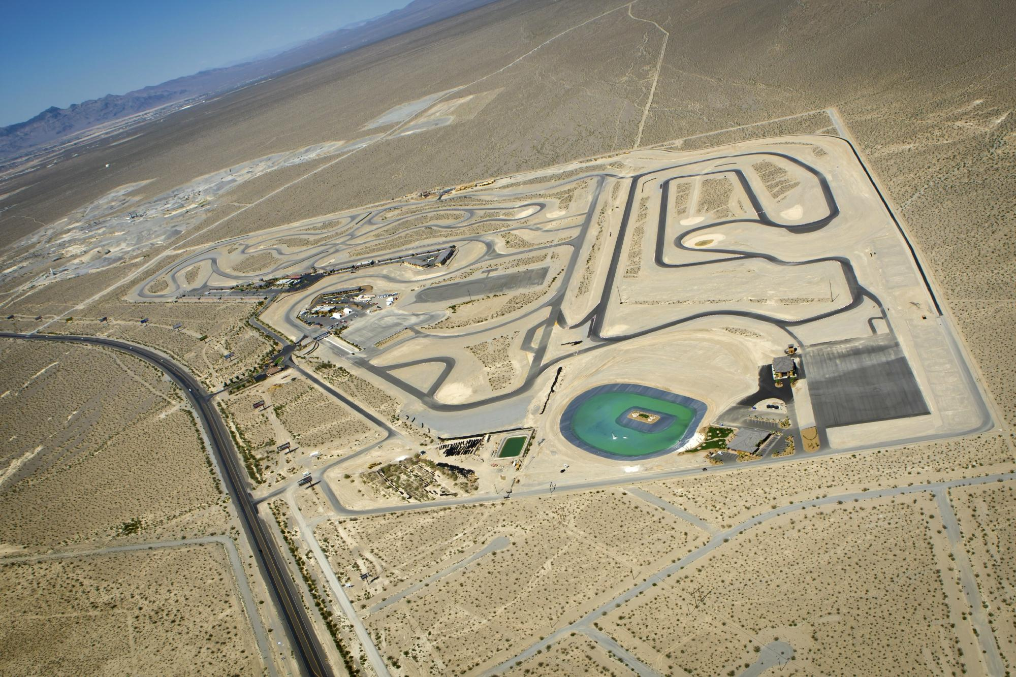 The World's Longest Racetrack Will Soon Be Found In The Nevada Desert