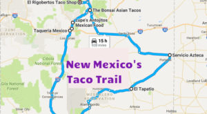 Your Tastebuds Will Go Crazy For This Amazing Taco Trail In New Mexico