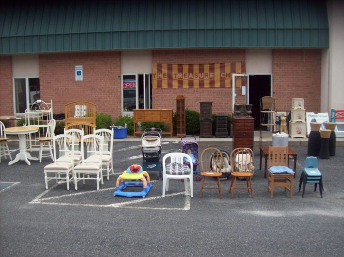 Best Thrift Stores In Maryland