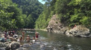 7 Little Known Swimming Spots Around Nashville That Will Make Your Summer Awesome