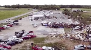 Multiple Dead, Dozens Hospitalized As Tornados Rip Through East Texas