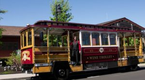 The Wine Trolley Tour Near San Francisco You'll Absolutely Love