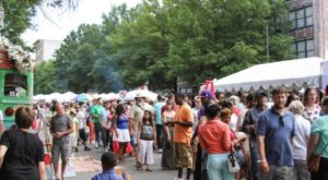 The Epic Outdoor Food Fest In Virginia You Simply Cannot Miss