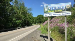 A Drive Down West Virginia's Loneliest Road Will Take You Miles And Miles Away From It All
